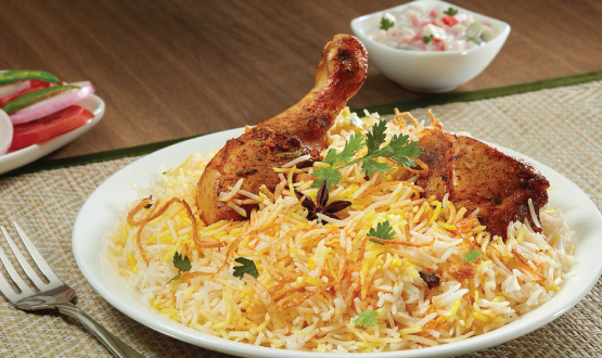 Potful Chicken Biryani Bowl