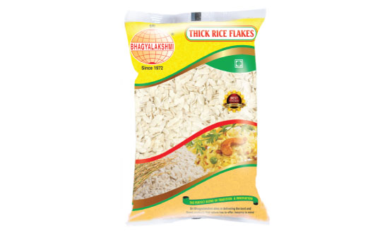 Thick Rice Flakes (Poha) 500 g