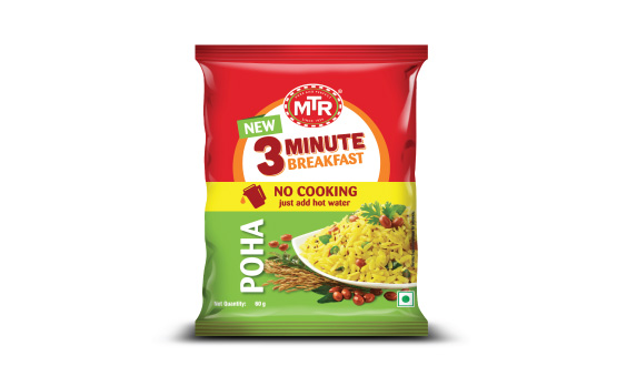 MTR 3 Minute Poha 60 g