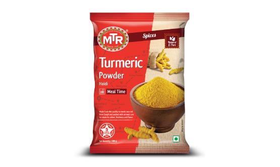 MTR Turmeric Powder 100 g