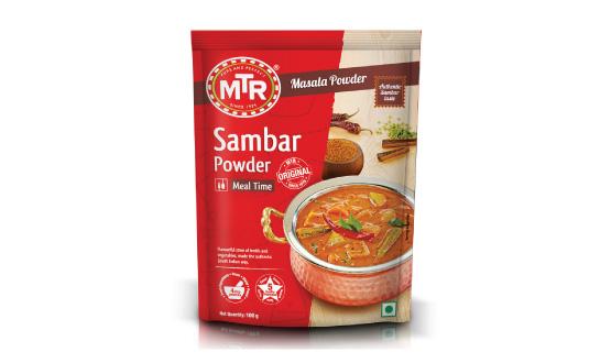 MTR Sambar Powder 100 g