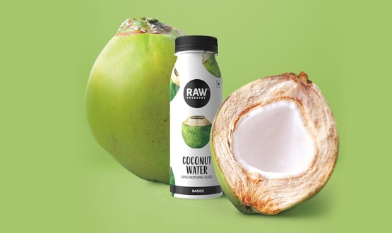 Raw Pressery Coconut Water 200 ml
