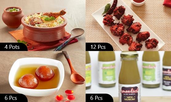 IPL CHAMPIONS Celebration Combo - Chicken (6 People)