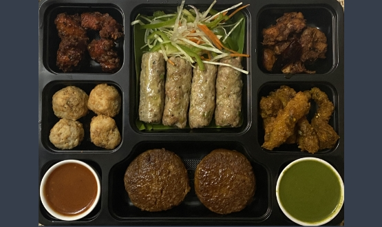 Potful Non Veg Kebab Platter 12Pc